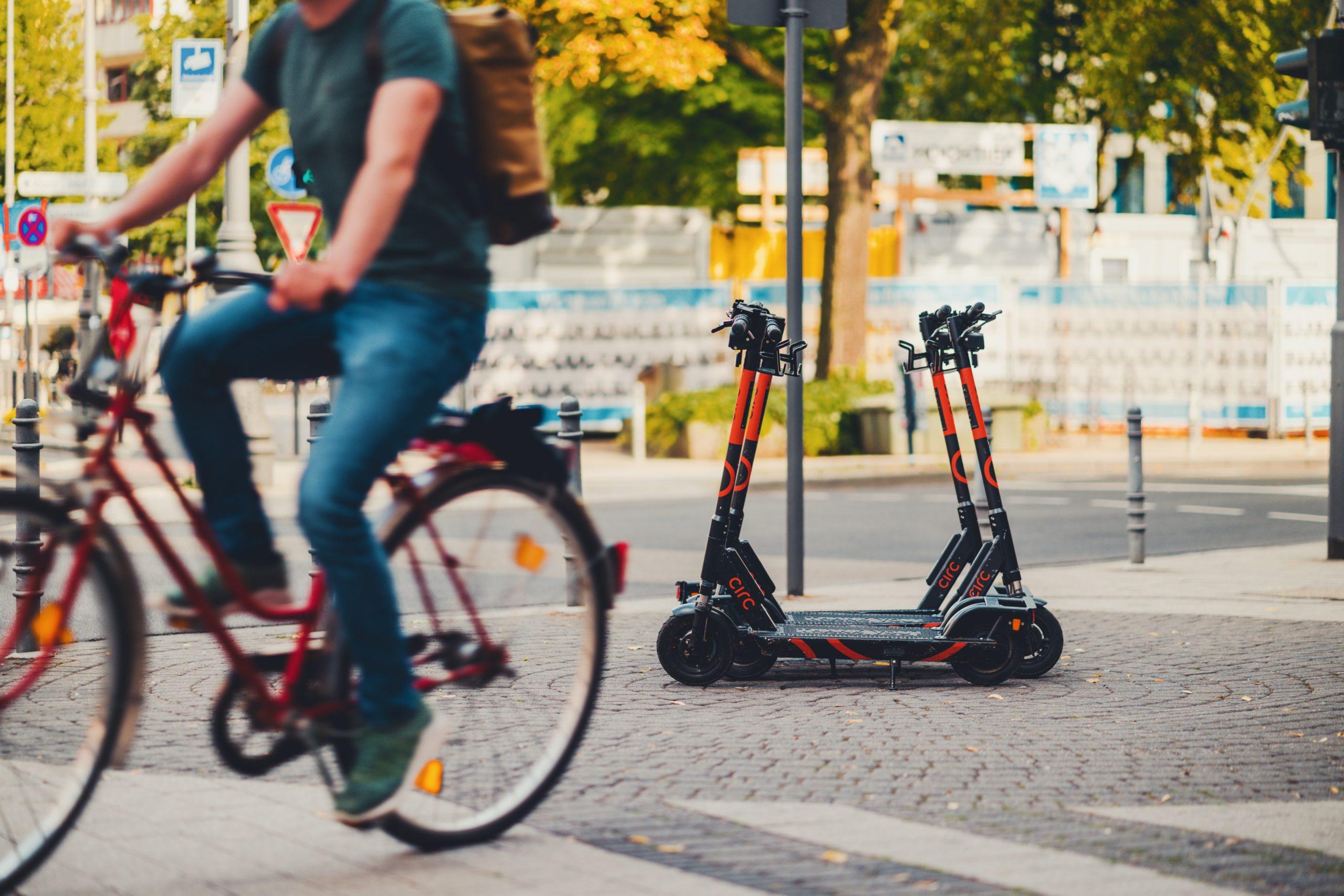 Nachhaltige Mobilität – Hintergrund