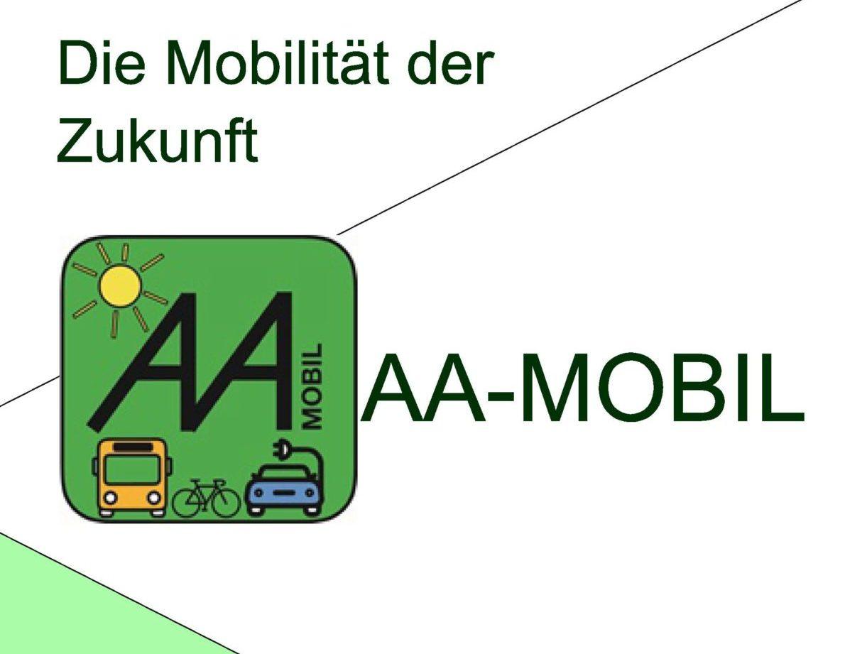 Flyer BMBF-Projekt AA-Mobil